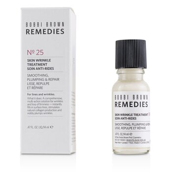 Bobbi Brown Remedies Skin Wrinkle Treatment No 25 - For Lines & Wrinkes (14ml/0.47oz)