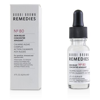 Bobbi Brown Remedies Skin Relief No 80 - For Redness & Irritation (14ml/0.47oz)