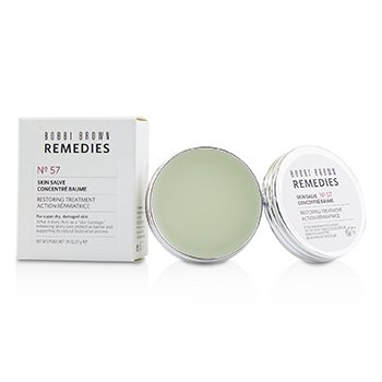 Bobbi Brown Remedies Skin Salve No 57 - For Super Dry, Damaged Skin (17g/0.59oz)