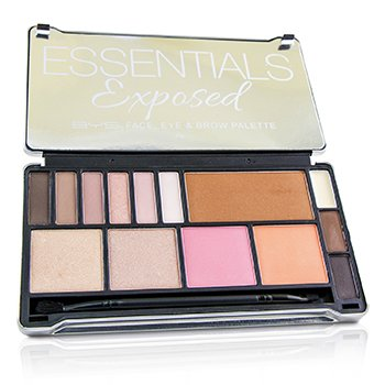 Essentials Exposed Palette (Face, Eye & Brow, 1x Applicator) (24g/0.8oz)