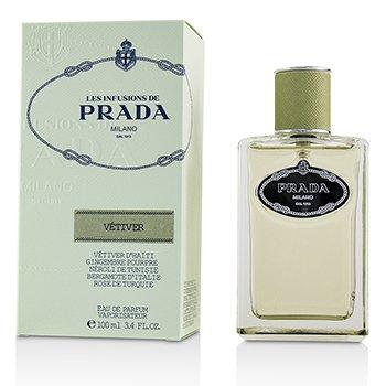 Les Infusion De Vetiver Eau De Parfum Spray (100ml/3.4oz)