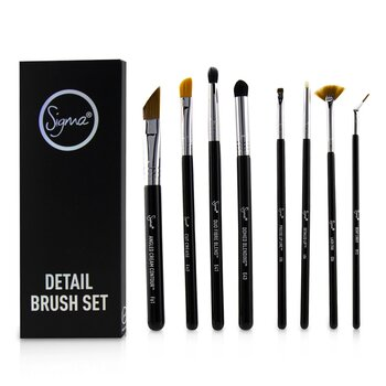 Detail Brush Set (8pcs)