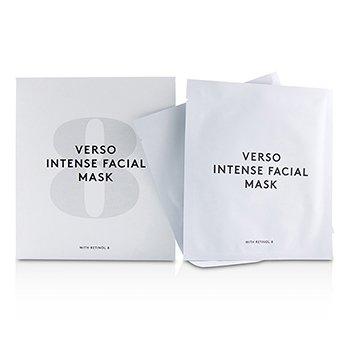 Intense Facial Mask (4x25g/0.88oz)