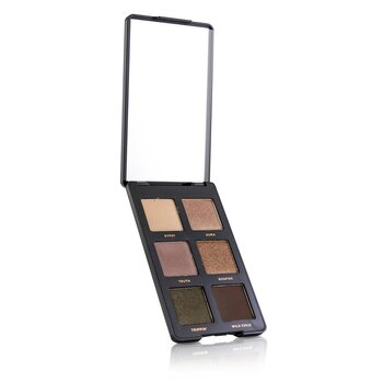 Gen Nude Eye Shadow Palette  - # Copper (6x1.1g/0.03oz)