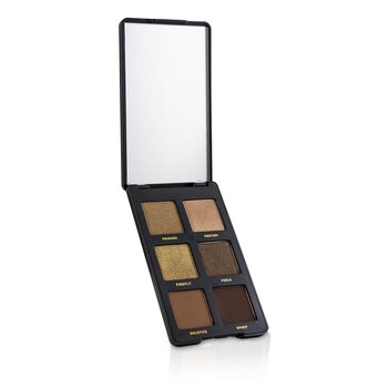 Gen Nude Eye Shadow Palette  - # Latte (6x1.1g/0.03oz)