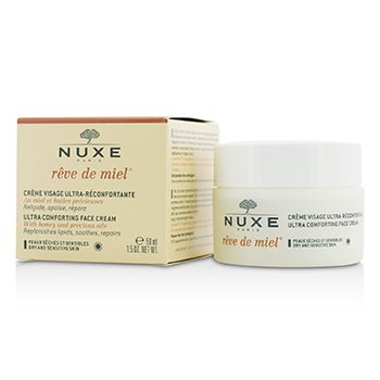 Reve De Miel Ultra Comfortable Face Cream (Exp. Date 02/2019) (50ml/1.7oz)