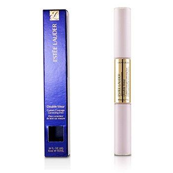 Double Wear Custom Coverage Correcting Duo - # Lavender (10ml/0.34oz)