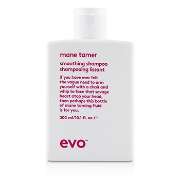 Mane Tamer Smoothing Shampoo (300ml/10.1oz)