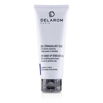 Eye Make-Up Remover Gel - For Normal to Sensitive Skin (75ml/2.5oz)