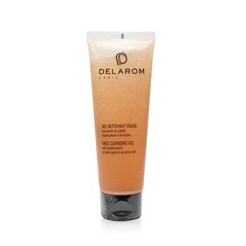 Face Cleansing Gel - For All Skin Types to Sensitive Skin (125ml/4.2oz)