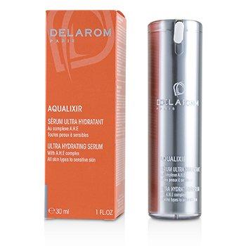 Aqualixir Ultra Hydrating Serum - For All Skin Types to Sensitive Skin (30ml/1oz)