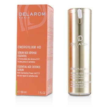 Energylixir HD Essential Age Defence Serum - For All Skin Types to Sensitive Skin (30ml/1oz)