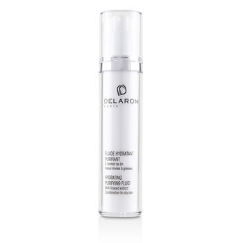 Hydrating Purifying Fluid - For Combination to Oily Skin (Unboxed) (50ml/1.7oz)