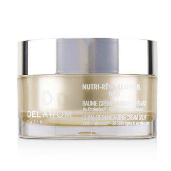 Nutri-Reve Essentiel Nuit Ultra-Regenerating Cream Balm - For All Skin Types to Sensitive Skin (50ml/1.7oz)