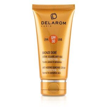 Anti-Ageing Suncare Face Cream SPF 30 - For Normal to Sensitive Skin (50ml/1.7oz)