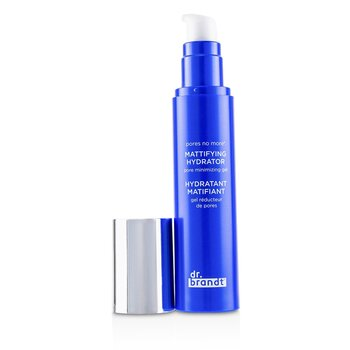 Pores No More Mattifying Hydrator Pore Minimizing Gel (50g/1.7oz)