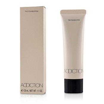 ADDICTION The Foundation SPF 12 - # 011 (Warm Sand) 30ml/1.1oz - 粉底及蜜粉