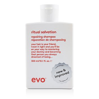 Ritual Salvation Repairing Shampoo (300ml/10.1oz)