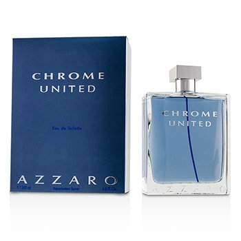 Chrome United Eau De Toilette Spray (200ml/6.8oz)