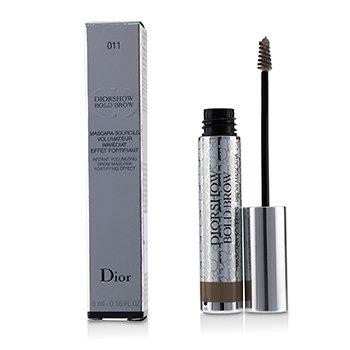 Diorshow Bold Brow Instant Volumizing Brow Mascara  - # 011 Light (5ml/0.16oz)