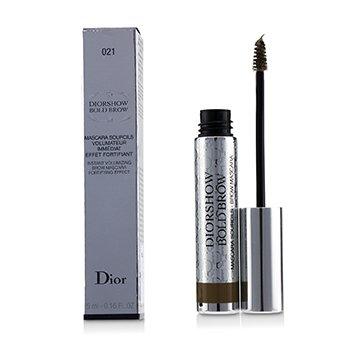 Diorshow Bold Brow Instant Volumizing Brow Mascara  - # 021 Medium (5ml/0.16z)