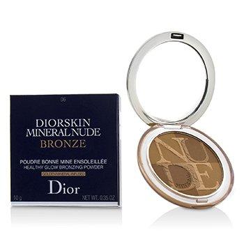 Diorskin Mineral Nude Bronze Healthy Glow Bronzing Powder - # 06 Warm Sundown (10g/0.35oz)