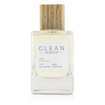 Clean Sueded Oud Eau De Parfum Spray (100l/3.4oz)