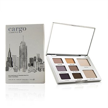 Eye Contour Eye Shadow Palette - # 01 (10.8g/0.38oz)