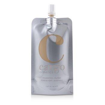 Cargo Liquid Foundation - # 40 (Warm, Sandy Beige) 40ml/1.33oz - 粉底及蜜粉