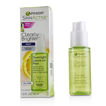 SkinActive Clearly Brighter Overnight Leave-On Peel (48ml/1.6oz)