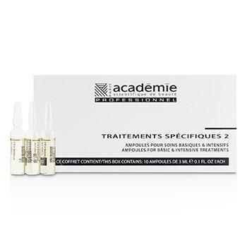 Specific Treatments 2 Ampoules Complexe Vitamine A&E (Oily Yellow) - Salon Product (10x3ml/0.1oz)