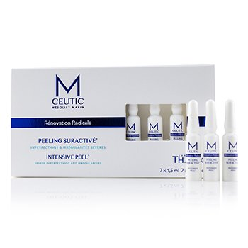 MCEUTIC Intensive Peel (7x1.5ml)