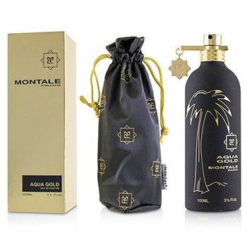 Aqua Gold Eau De Parfum Spray (100ml/3.4oz)