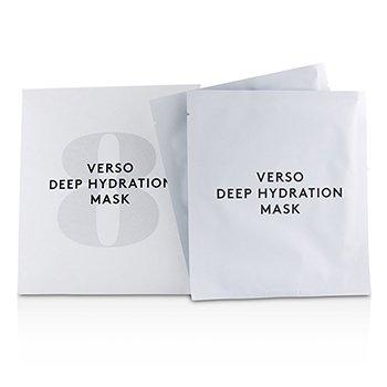 Deep Hydration Mask (4x25g/0.88oz)