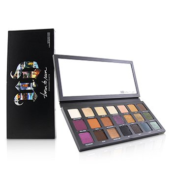 Born To Run Eyeshadow Palette (21x0.8g/0.02oz)