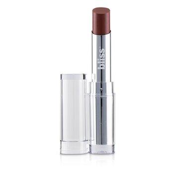 Bliss 必列斯 Lock & Key Long Wear Lipstick - # Ahh-some Blossom 2.87g/0.1oz - 唇膏/口紅