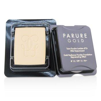 Guerlain 嬌蘭 Parure Gold Rejuvenating Gold Radiance Powder Foundation SPF 15 Refill - # 02 Beige Clai