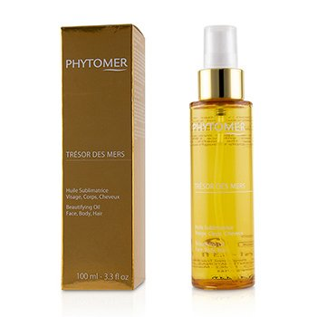 Tresor des Mers Beautifying Oil (For Face, Body and Hair) (100ml/3.3oz)