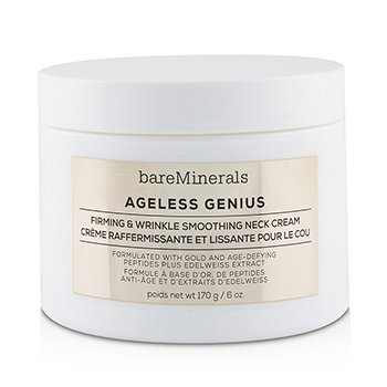 Ageless Genius Firming & Wrinkle Smoothing Neck Cream (Salon Size) (170g/6oz)