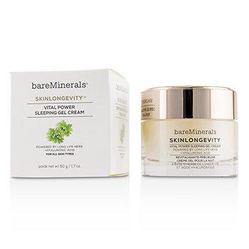 Skinlongevity Vital Power Sleeping Gel Cream (50g/1.7oz)