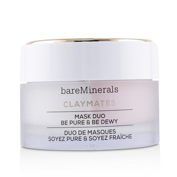 Claymates Be Pure & Be Dewy Mask Duo (58g/2.04oz)