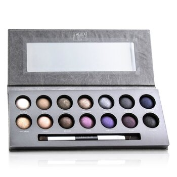 The Delectables Eye Shadow Palette - # Delicious Shades Of Cool (14x 0.4g/0.01oz)