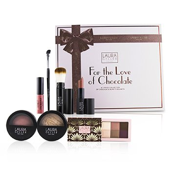 For The Love Of Chocolate A 7 Piece Collection Of Chocolate Beauty Delights - # Medium (7pcs)