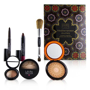 Mediterranean Journey A 6 Piece Collectin Of Sultry Color Essentials - # Fair (6pcs)