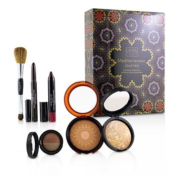 Mediterranean Journey A 6 Piece Collectin Of Sultry Color Essentials - # Medium (6pcs)