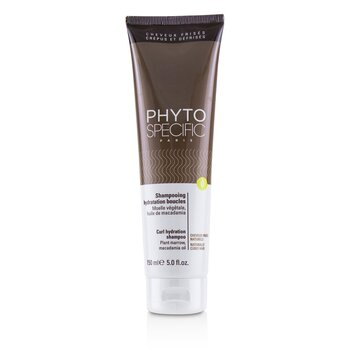 Phyto Specific Curl Hydration Shampoo (Naturally Curly Hair) (150ml/5oz)