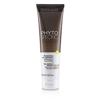 Phyto Specific Deep Repairing Shampoo (Damaged And Brittle Hair) (150ml/5.07oz)