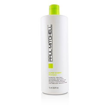 Super Skinny Shampoo (Smoothes Frizz - Softens Texture) (1000ml/33.8oz)