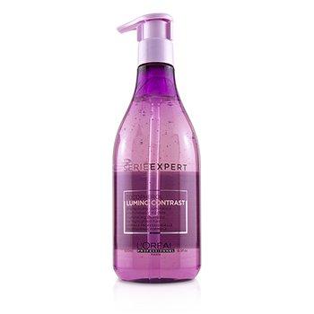 Professionnel Serie Expert - Lumino Contrast Tocopherol Highlight Illuminating Shampoo (500ml/16.9oz)