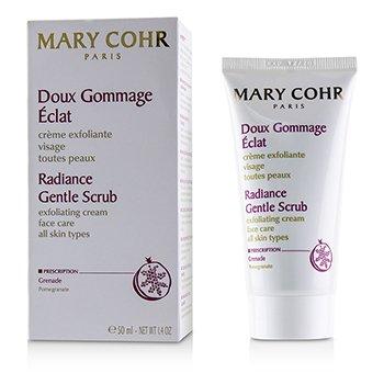 Radiance Gentle Scrub Exfoliating Cream - For All Skin Types (50ml/1.4oz)